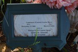 Constance Louise Connie Davis