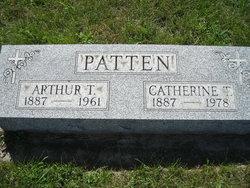 Arthur Thomas Art Patten