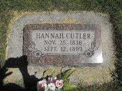 Hannah <i>Chance</i> Cutler