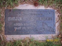 Belle C Anderson
