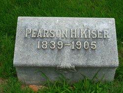 Pearson H Kiser
