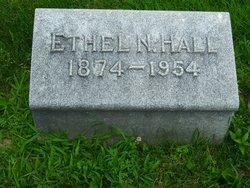 Ethel N Hall