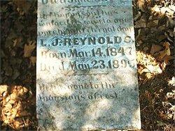 Louisa Jane Eliza <i>Evans</i> Reynolds