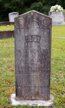 Lucy <i>Pounders</i> Howard