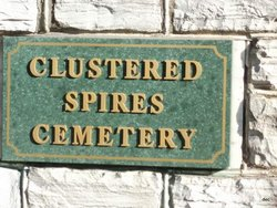 Clustered Spires Cemetery