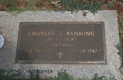 Charles J Banning