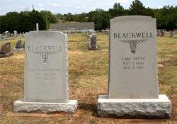 Carl Petty Blackwell, Sr