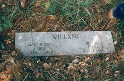 Mary Richardson Polly <i>Davis</i> Willson