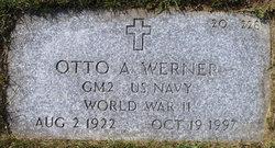 Otto A Werner