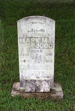 Marcus Martin Mark Judd, II