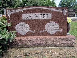 Vera <i>Goodwin</i> Calvert