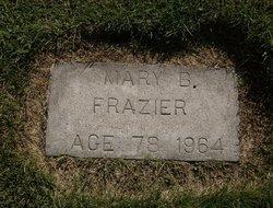 Mary Bell <i>Ashley</i> Frazier