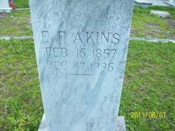 Eli Franklin Frank Akins
