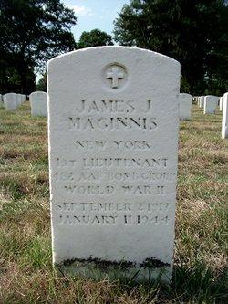 Lieut James J Maginnis