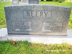 Adda Nancy Addie <i>Thurston</i> Beery