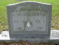 Allen Hilliard Bailey, Jr