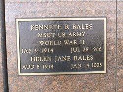 Kenneth R Bales