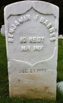 Benjamin J. Barnes