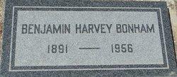 Benjamin Harvey Bonham