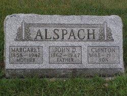 Margaret <i>Arnett</i> Alspach