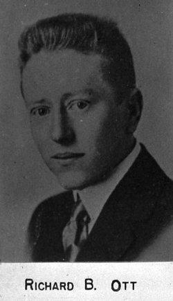 Judge Richard B. Ott