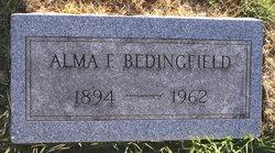 Alma Marjorie <i>Freienmuth</i> Bedingfield