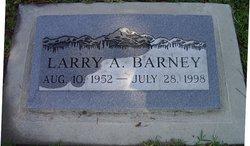 Larry Alan Barney