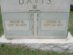 Rachel Anna <i>Clark</i> Davis