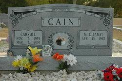 Carroll Cain