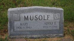 Mary <i>Orr</i> Musolf