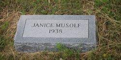 Janice Musolf