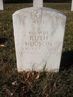 Ruth <i>Hudson</i> Funkhouser