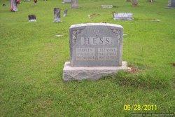 Elzanna <i>Harper</i> Hess