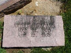 Arthur H Adams