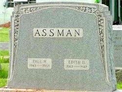 Paul H Assman