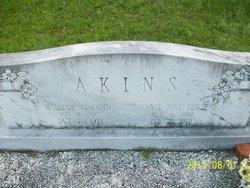 Annie Mae <i>Lewis</i> Akins