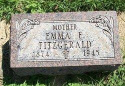 Emily Florence Emma <i>Jarrell</i> Fitzgerald