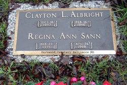 Clayton Albright