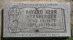 Bayard Kerr Hersberger