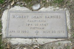 Robert Dean Barnes