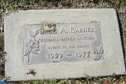 Jack Andrew Barnes