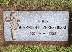 Alexander Alex Zakrzewski