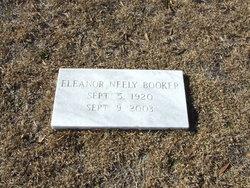 Eleanor Jeanette <i>Neely</i> Booker