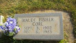Maude <i>Fisher</i> Corl