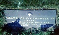 Clarence Orville Orv Cantrell, Jr