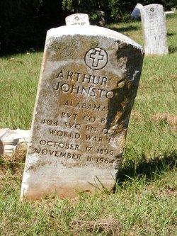 Pvt Arthur Johnston