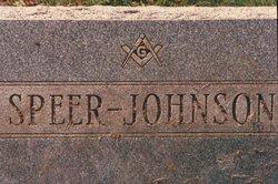Mary <i>Johnson</i> Speer