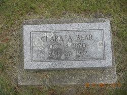 Clara A Bear