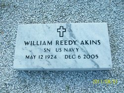 William Reedy Akins