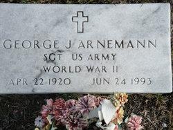 Sgt George J Arnemann